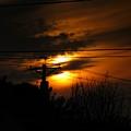August Sunset by Carol McGinn