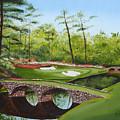 Augusta Golf Course by Kimber  Butler