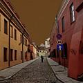 Augustojono Street by George St