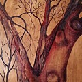 Mystical Tree by Cindy Harvell