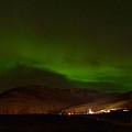 Aurora Borealis In Iceland by Giovanni Giuliano