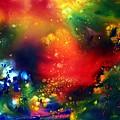 Aurora Borealis  by Luiza Vizoli