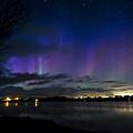 Aurora Borealis by Richard Kitchen