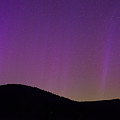Aurora Lights From Upstate New York by Michael Ver Sprill