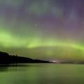 Aurora Over Superior 7 by Paul Schultz
