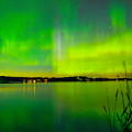 Aurora Reflection by Lowlight Images