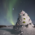 Auroral Christmas Tree by Ian Johnson