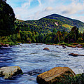 Ausable And Whiteface by Tony Beaver