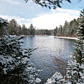 Ausable River 4820 by Michael Peychich