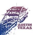 Austin 360 Bridge, Texas by PorqueNo Studios
