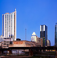 Austin Downtown by Peter Shugart