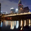 Austin From Below by Frozen in Time Fine Art Photography