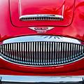 Austin-healey 3000mk II by Jill Reger