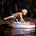 Austin Takes A Ride by Eric Tressler