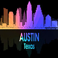 Austin Tx 5 Vertical by Angelina Tamez