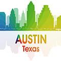 Austin Tx by Angelina Vick
