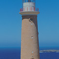 Australia Cape Du  Coedic Light by Ron Swonger