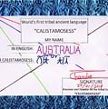 Australia by Chandra Mohan Killo