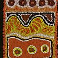Australian Absract by Chris Lovell