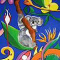 Australian Koala by Gloria Dietz-Kiebron