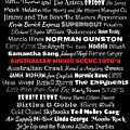 Australian Music Scene 1970's No 11 by LogCabinCottage