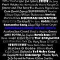 Australian Music Scene 1970's No 7 by LogCabinCottage