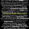 Australian Music Scene 1970's No 8 by LogCabinCottage