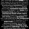 Australian Music Scene 1970's No 1 by LogCabinCottage