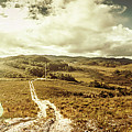 Australian Rural Panoramic Landscape by Jorgo Photography - Wall Art Gallery