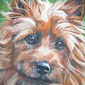Australian Terrier by Lee Ann Shepard