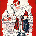 Austrian Christmas Card by Granger