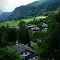 Austrian Landscape by Carol Groenen