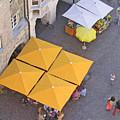 Austrian Street Scene by Ann Horn
