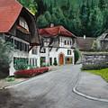 Austrian Village by John Black