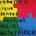 Autism Art by Vale Anoa'i