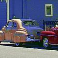 Auto Oldies by Rich Bodane