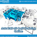 Autocad Online Training by Multisoft Virtual Academy