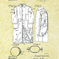 Automobile Coat Patent by Movie Poster Prints