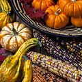 Autumn Abundance by Garry Gay