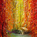 Autumn by Angel Ortiz