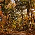 Autumn At Audubon by Sandy Keeton