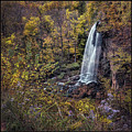 Autumn At Falling Spring by Robert Fawcett