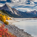 Autumn At Medicine Lake by Pierre Leclerc Photography