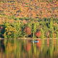 Autumn At North Lake by Ryan Kirschner