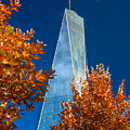 Autumn At One Wtc by Rick Berk