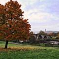 Autumn At Stirling Bridge by RKAB Works