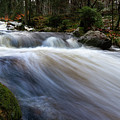Autumn At The Bode, Harz by Andreas Levi