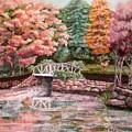 Autumn At The Lake by Olga Silverman