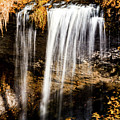 Autumn At Wolcott Falls by William Norton