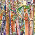 Autumn Bamboo by Marionette Taboniar